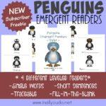 Penguins Coloring Sheets
