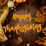 Happy Thanksgiving & Hearts for Home Linkup