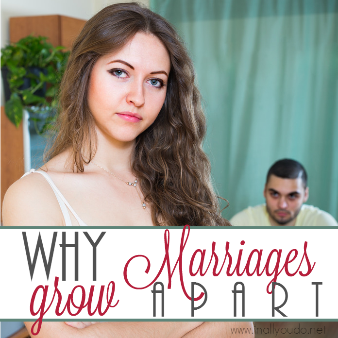 Growing Apart: Why Marriages Grow Apart