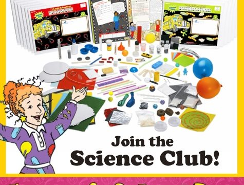 Science Delivered to your Doorstep