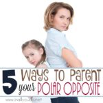 5 Ways to Parent Your Polar Opposite