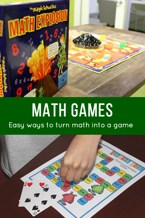 Math Games to Make Learning FUN
