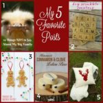 Merry Christmas & Hearts for Home Link-up {Dec. 21st}