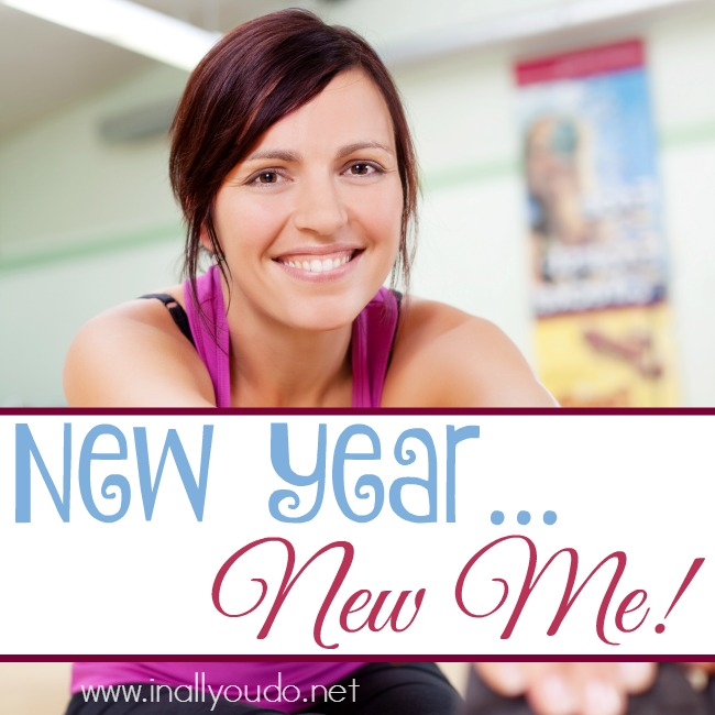 New Year…New Me!