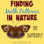 Finding Math Patterns in Nature: The Butterfly
