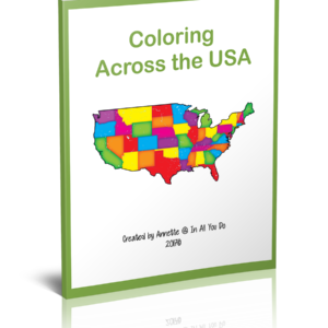 Coloring across the USA2