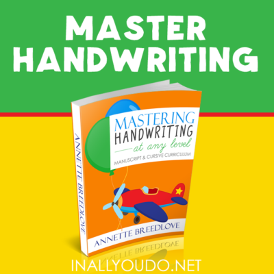 Mastering Handwriting at Any Level