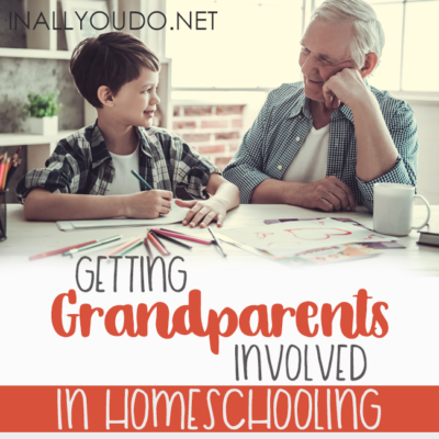 Getting Grandparents Involved in Homeschooling