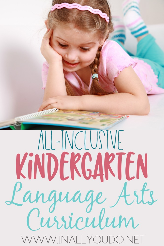 We have struggled with our 4th child in all areas of school, but I think we may have found the answer! We are loving this new all-inclusive Language Arts curricula! Come find out why! :: www.inallyoudo.net
