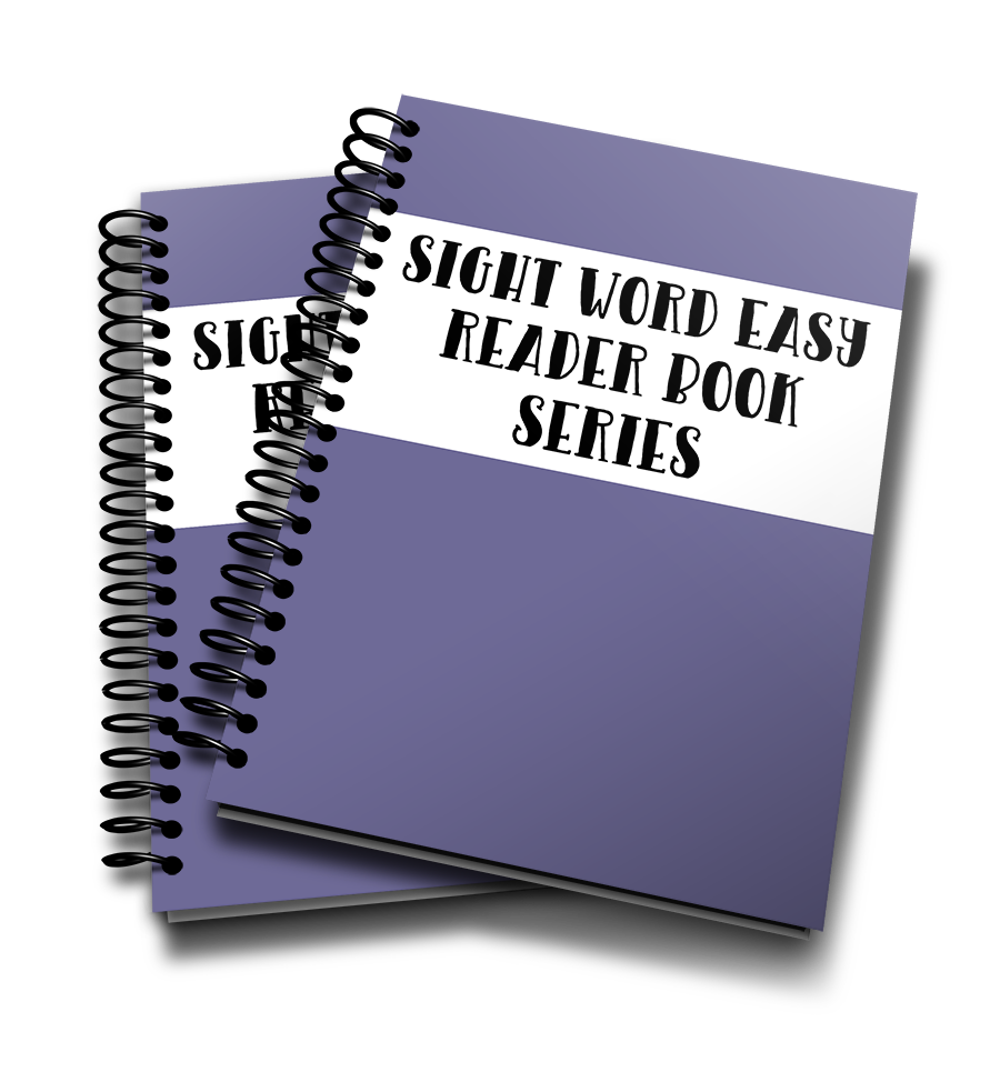 """In these seven Easy Sight Word Readers, students will practice reading and building sentences on 7 sight words from the Pre-Primer list. The words included in this set are """"funny"""", """"help"""", """"come"""", """"find"""", """"look"""", """"where"""" & """"said"""". :: www.inallyoudo.net"""
