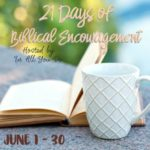 21 Days of Biblical Encouragement