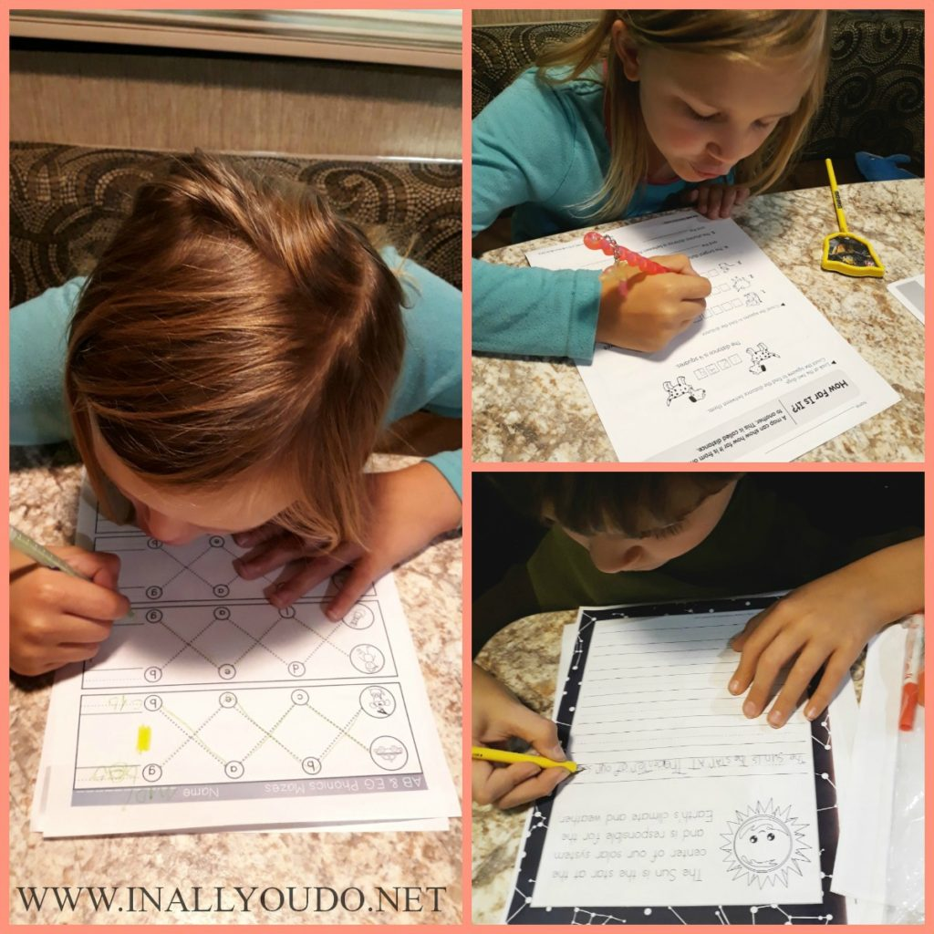 My older two middles are in 3/4 grade this year. We are thrilled for some of our favorite curriculum to stick around and so excited to explore some new choices. Find out what we love, what we're changing up and how it all fits together! :: www.inallyoudo.net