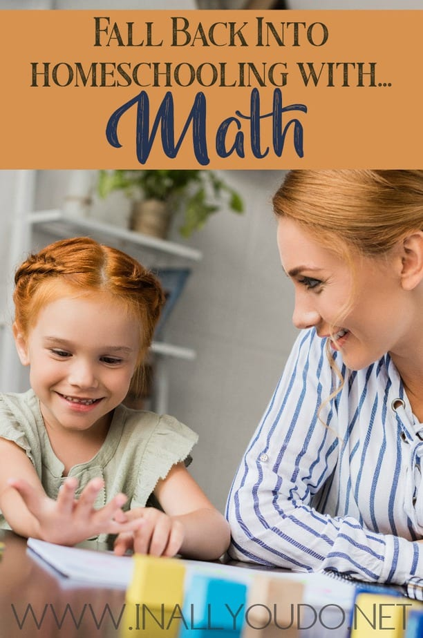Math isn't always a loved subject to teach or learn. Here are some ways to help bring enjoyment back into math! #math #homeschoolmath #homeschooling #homeschool
