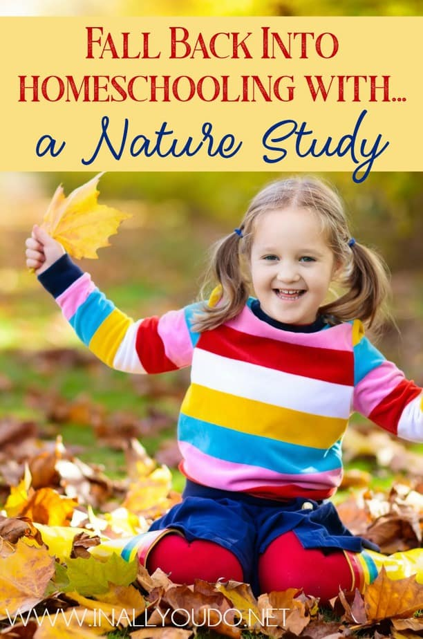 It is so easy to forget how important a great nature study can be. Here are some great reasons you should be having nature studies and ideas to get you started.