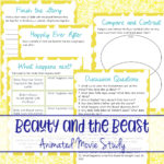 Beauty and the Beast Animated Movie Study